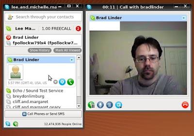 Ubuntu e Skype
