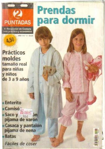 Pijamas Para Ninos Google