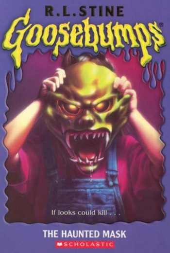 Goosebumps The haunted mask