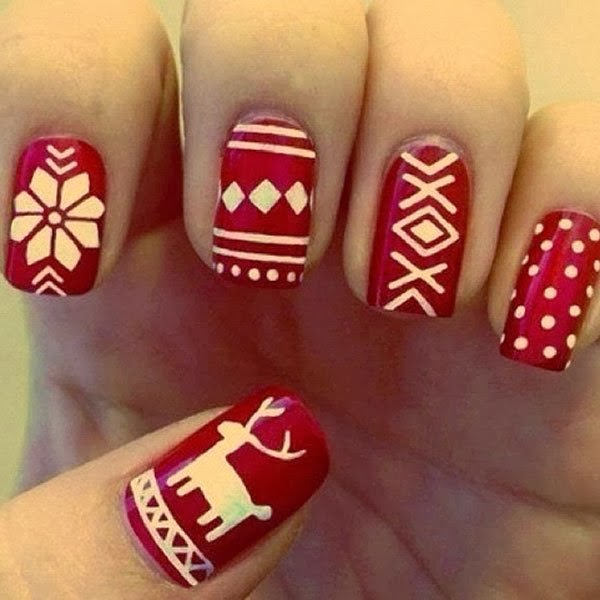 Christmas Nails Nailart 17122012 11 Jpg_160044 Christmas Nail Designs Tumblr