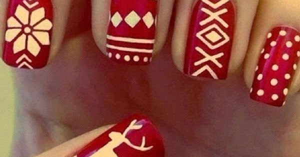 Christmas Nail Designs Tumblr Nail Designs Hair Styles Tattoos
