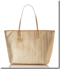 Love Moschino Metallic Tote