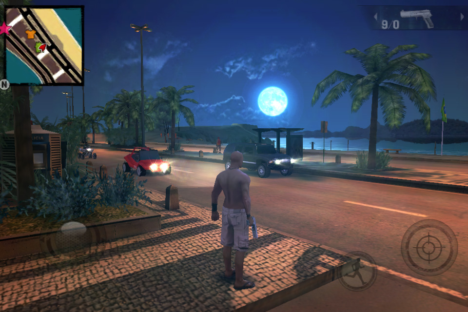 Gangstar Rio Map Gangstar Rio : City Of...