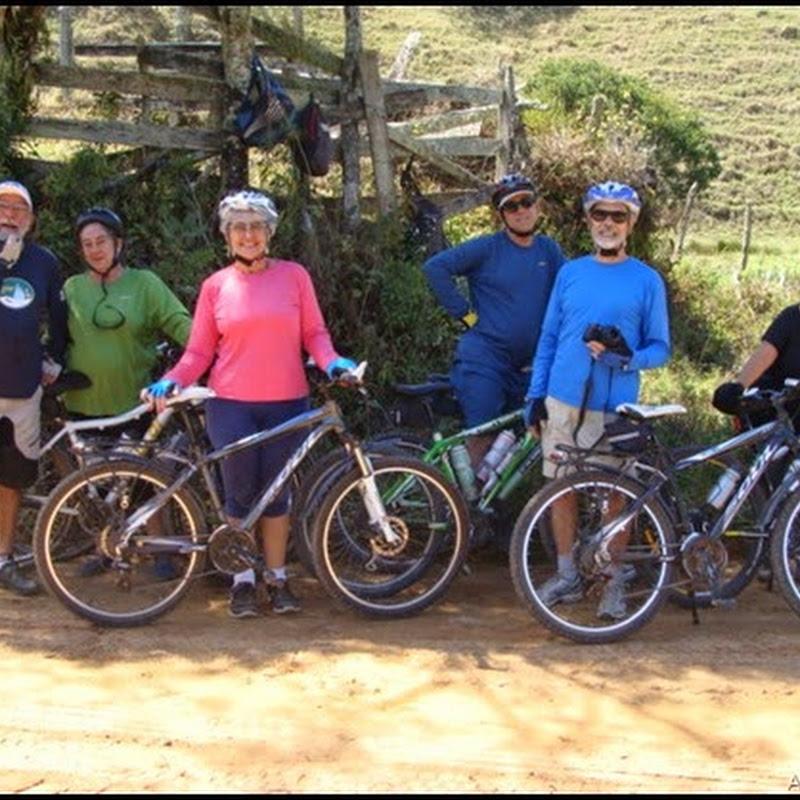 Cicloturismo na Serra da Mantiqueira–Quarto dia