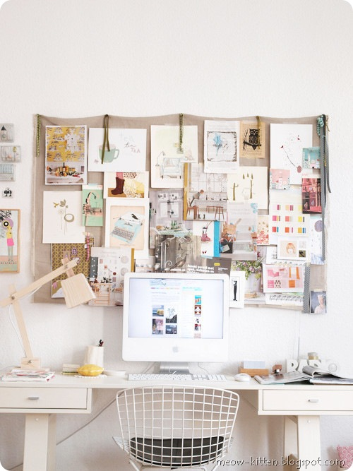 20 Awesome working table for diy lovers 9