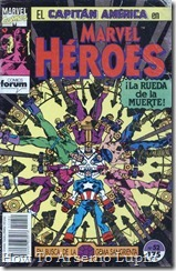 P00040 - Marvel Heroes #52
