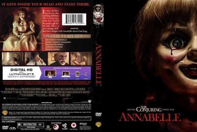Annabelle – Latino