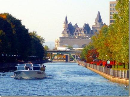 destinos turísticos de Canadá - ottawa
