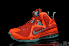 lebron9 allstar galaxy 85 web black Nike LeBron 9 All Star aka Galaxy Unreleased Sample