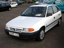 Opel Astra 3-5 p 1991