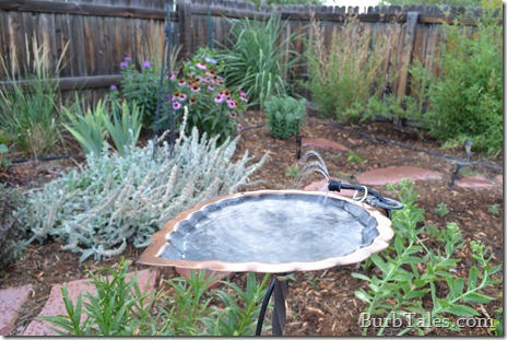 Drip system fills the bird bath for me!