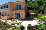 Vakantiehuis Madeira: de toen nog jonge tuin.