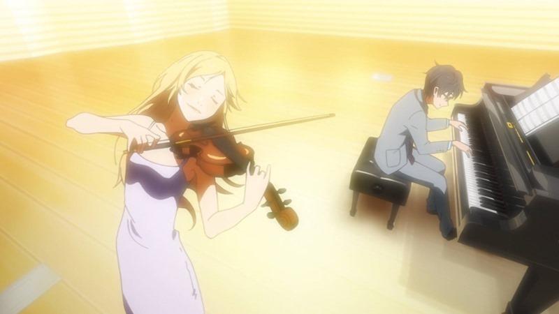 Shigatsu wa Kimi no Uso anime