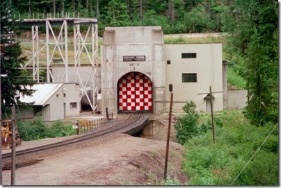 259159747 East Portal of the Cascade Tunnel at Berne, Washington in 2002