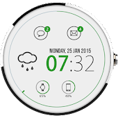Download Nova Material Watch Face -Free APK on PC
