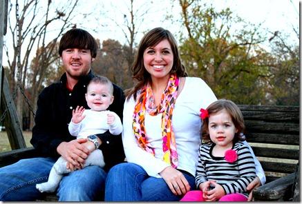 November Family Photo