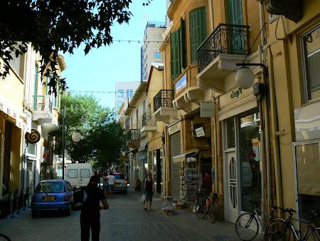 Nicosia: Ledra street