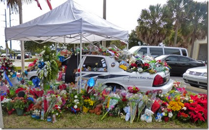 Officer Charles Kondek Memorial