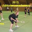 Senioren Clubkampioenschappen 2013