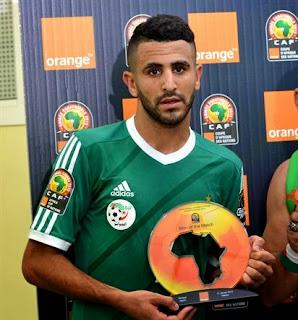 Algérie (2-0) Sénégal – Riyad Mahrez élu «homme du match»