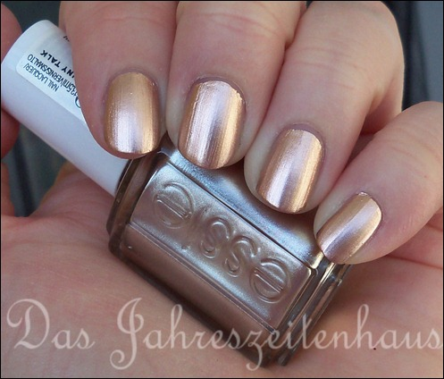 Essie - Mirror Metallics Collection - Penny Talk 2