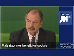 1 - Governo muda benefícios como pensão por morte e auxílio-desemprego 400