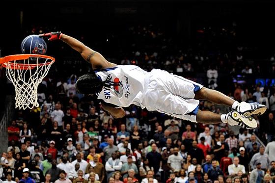 Вот это зрелищный баскетбол!