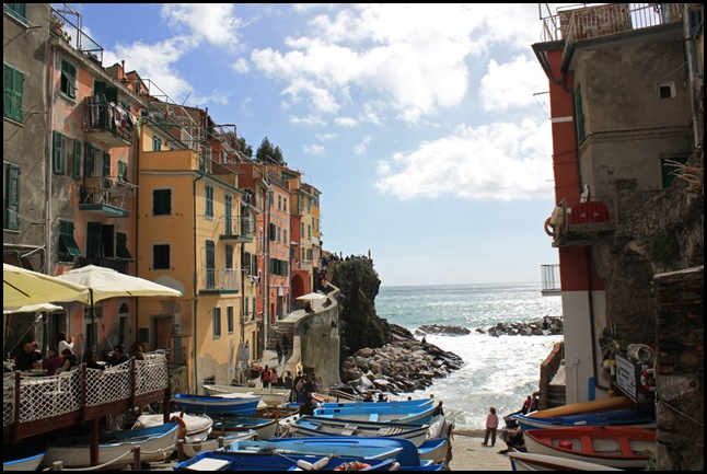Cinqua Terre, Italy