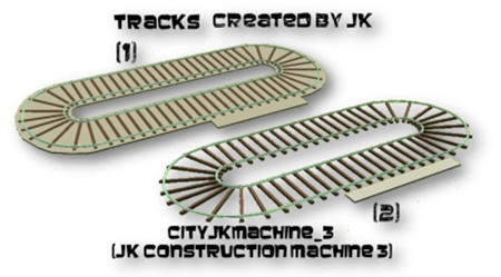 cityjkmachine_3  (JK Construction Machine 3) Custom Tracks (JK) lassoares-rct3
