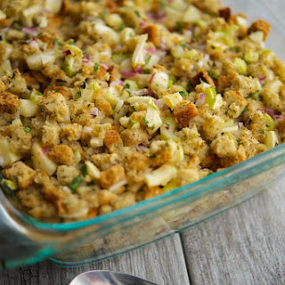 Bread Stuffing With Apples Recipes