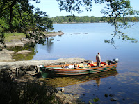 Caragh Lake boatman