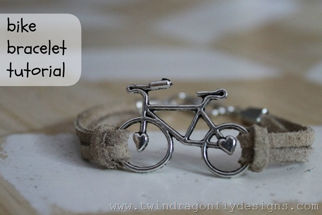 Bike Bracelet Tutorial (1)