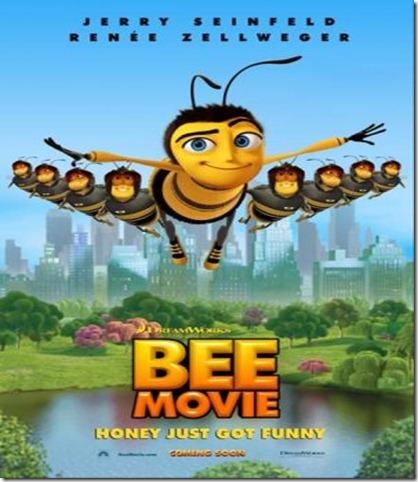 ดูหนังออนไลน์ Bee Movie บี มูฟวี่ ผึ้งน้อยหัวใจบิ๊ก [HD] Soundtrack