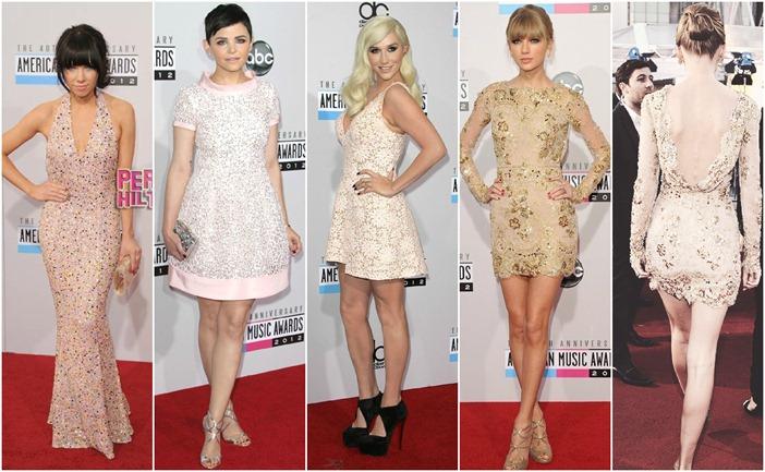 Best Looks AMA 2012