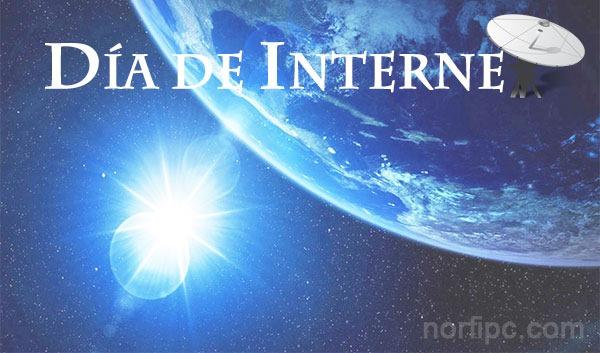 Celebrando y festejando el Día de internet