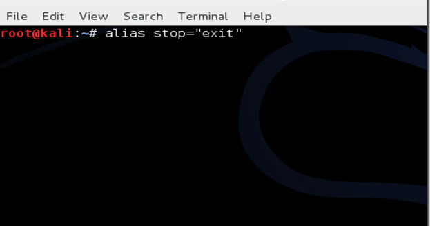 how to use alias in linux