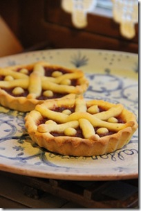Serena breakfast tarts