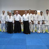 Sensei Cassells and Sensei Pickering Iran Course