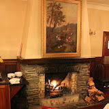 Our Dining Room at Walter Peak - Queenstown, New Zealand