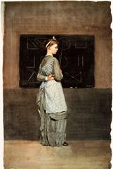Blackboard_by_Winslow_Homer,_1877