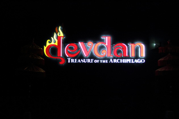 Devdan dance show - treasure of the archipelago