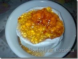 ueijo Brie com Geleia de Pimenta Orgânica