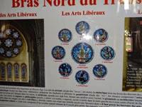 2014.09.10-020a vitraux des arts libéraux de la cathédrale Notre-Dame