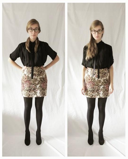 tapestry skirt 1