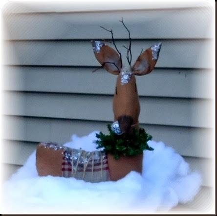 deer front porch
