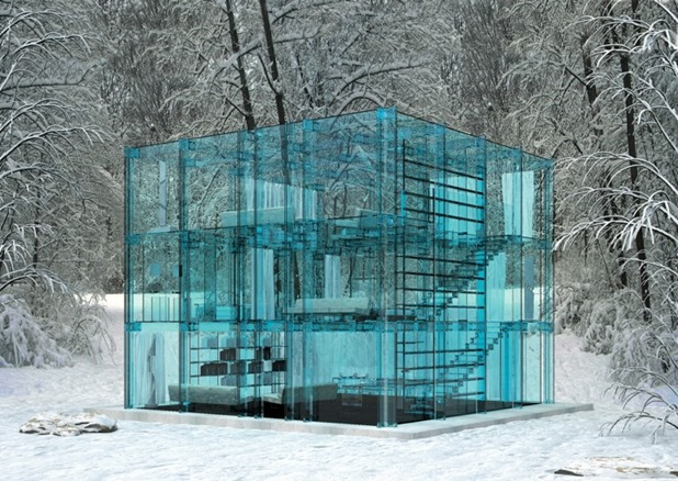 glass house by santambrogio architects 1
