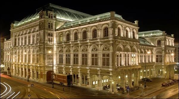 دار الأوبرا في فيينا1