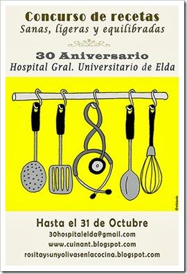 30 aniversari hospital Elda