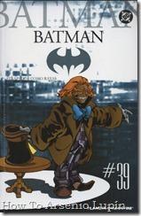 P00039 - Coleccionable Batman #39 (de 40)