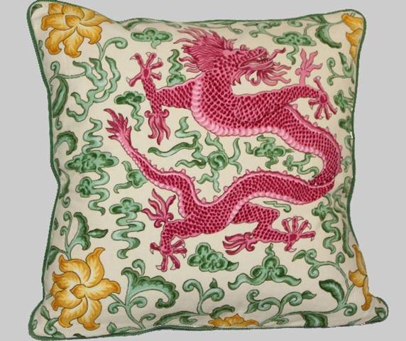 scalamandre pillow